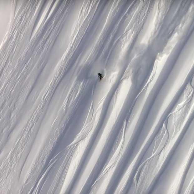 Dapter: drie Nederlanders filmen hun freeride-avontuur in Alaska
