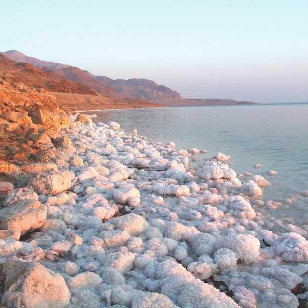De helende werking van de Dode Zee