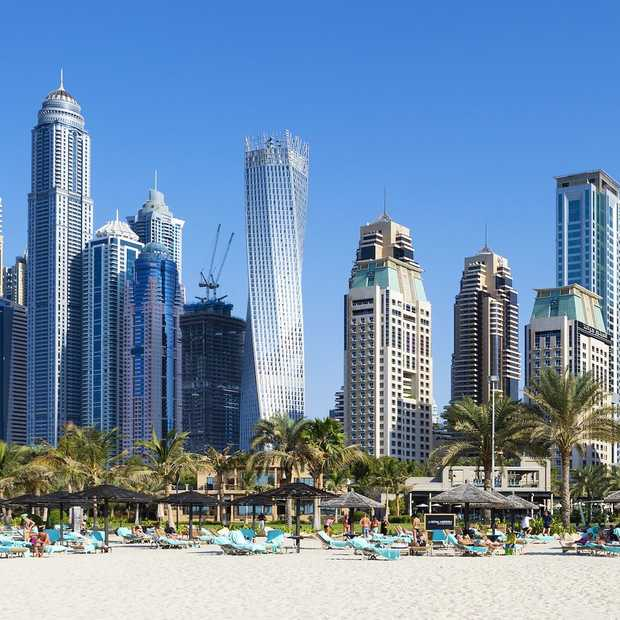 De 8 coolste dingen om te doen in Dubai