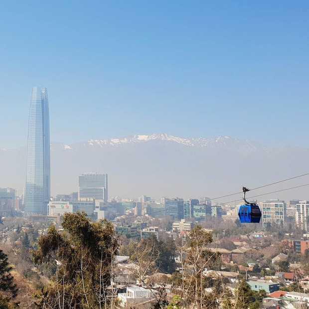 De 7 coolste dingen om te doen in Santiago de Chile