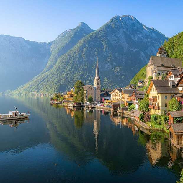 Dit zijn de 7 mooiste dorpjes in Oostenrijk
