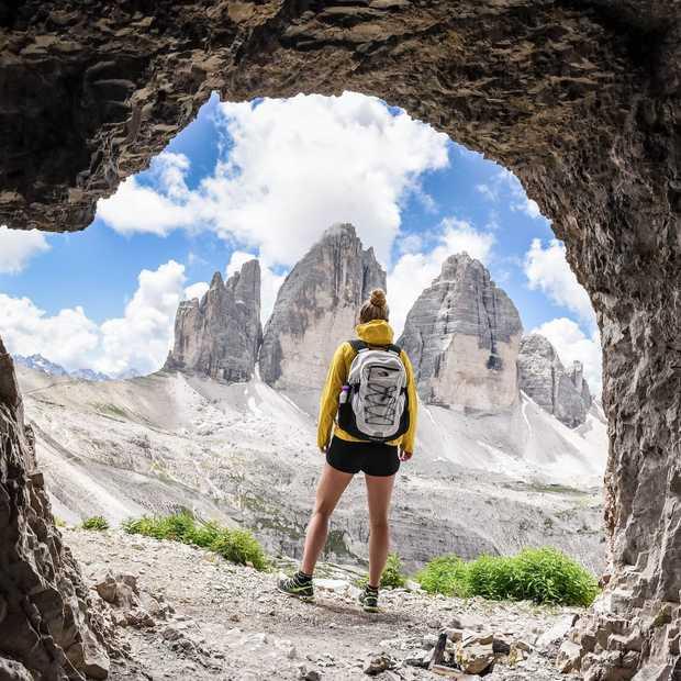 Hiken rond de Drei Zinnen: hét symbool van de Dolomieten