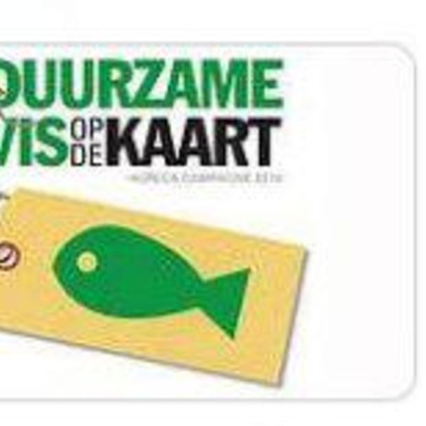 WNF campagne 'Duurzame vis op de kaart'!