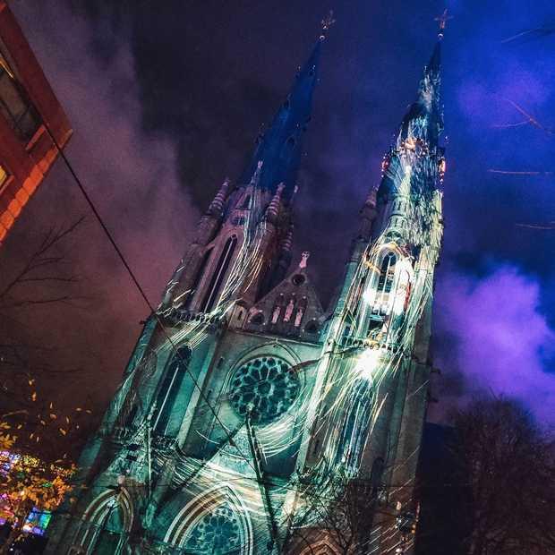GLOW Eindhoven 2018: de Lichtstad als één groot lichtkunstwerk