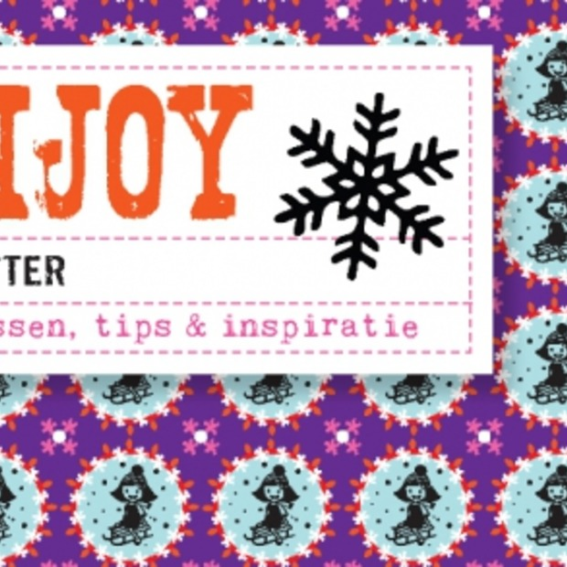 Morgen te winnen: 5 x ENJOY the winter: prachtig boekje vol tips met winterfun!