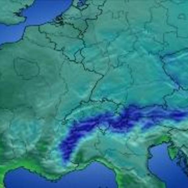 Nieuw: ANWB wintersport weerkaarten