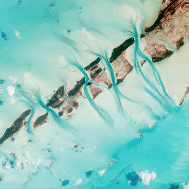 De wereld in 10 fenomenale foto's van NASA