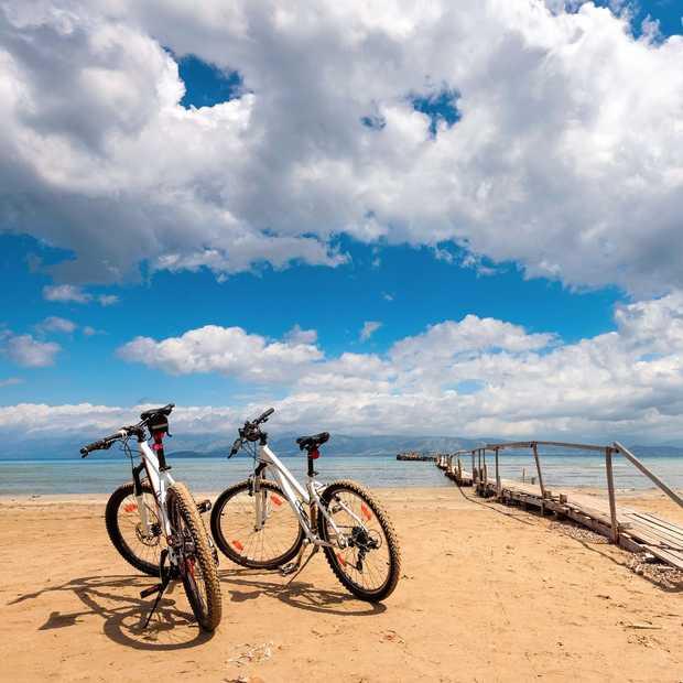 De vier mooiste plekken om te fietsen in Griekenland