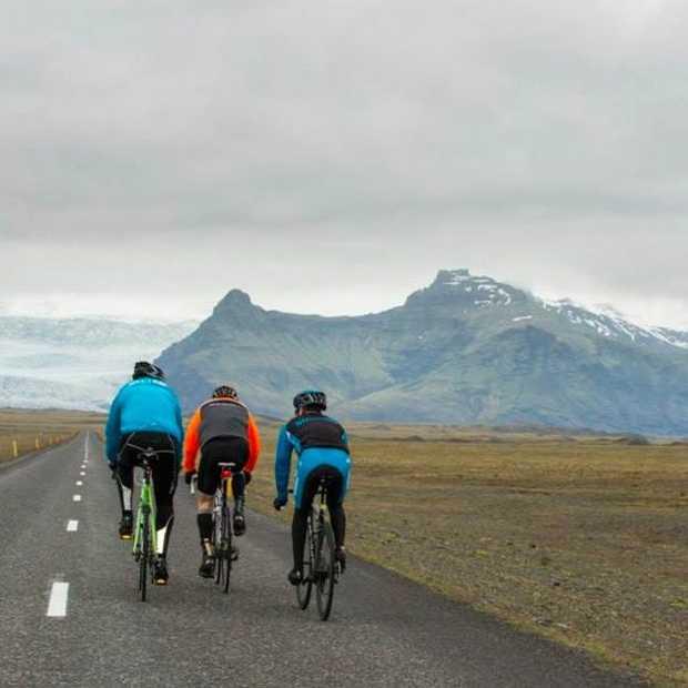 WOW Cyclothon: fietsrace van drie dagen door IJsland