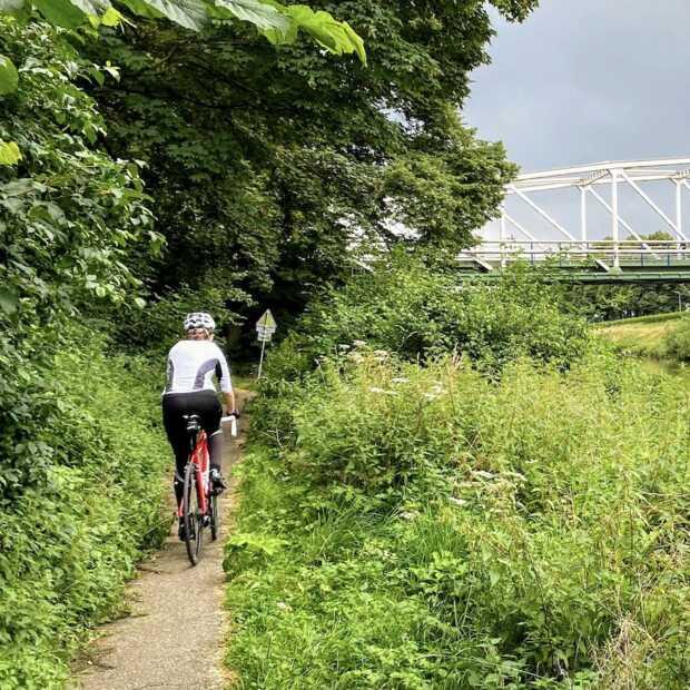 Rondje Stein: een fietstocht door Rivierpark Maasvallei