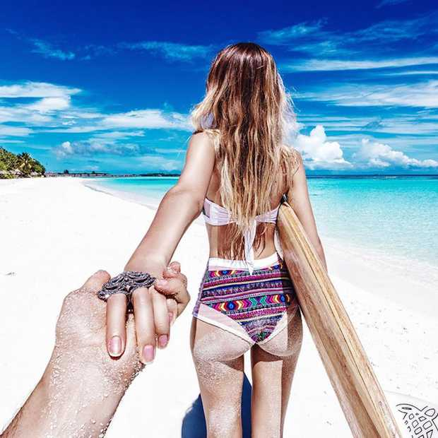 Hand in hand de wereld over #followmeto
