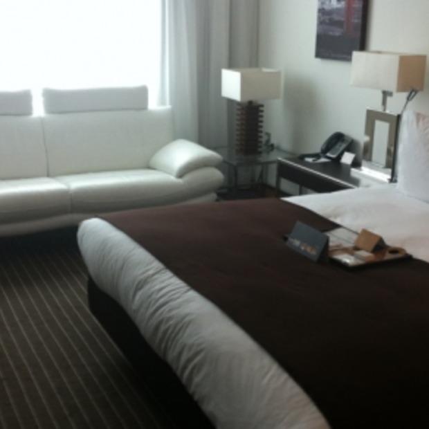 In welke plaats is de klanttevredenheid in hotels het hoogst?