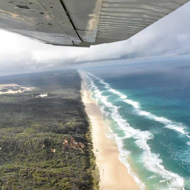 Fraser Island: het meest avontuurlijke eiland van Australië