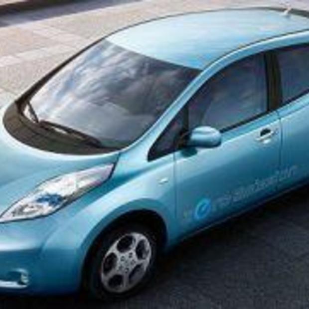 Hertz & Nissan werken samen aan Eco Travel