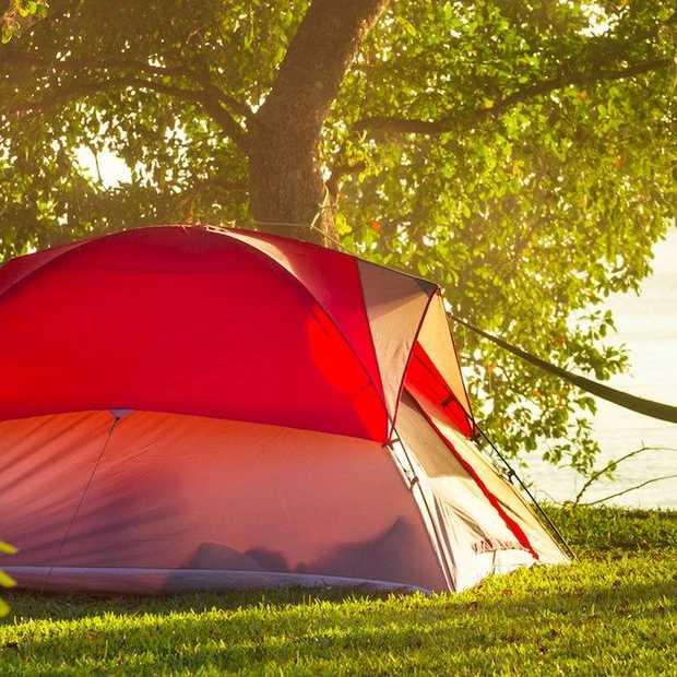 Travel gadget: een compleet campingbed dat je kunt dragen