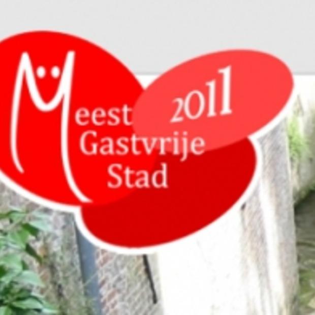 Vijf steden genomineerd voor Meest Gastvrije Stad 2011