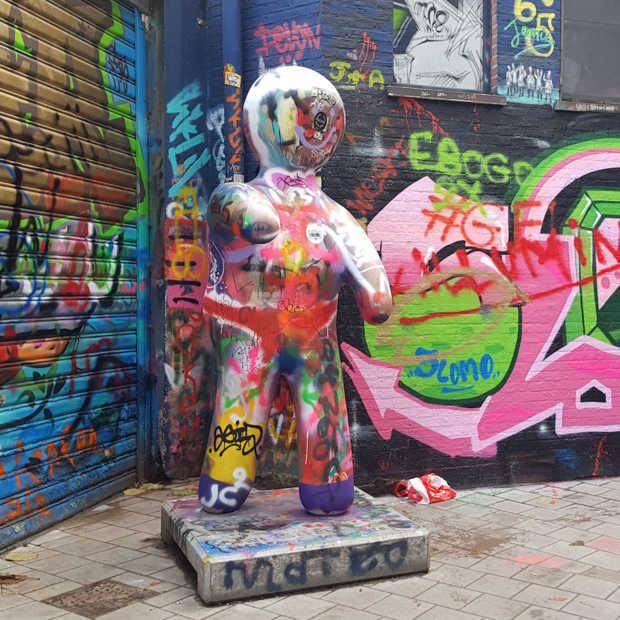 Een stadswandeling langs de mooiste streetart en graffiti in Gent