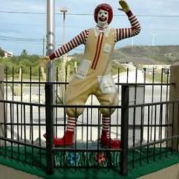 McDonald's Guantanamo Bay zoekt manager