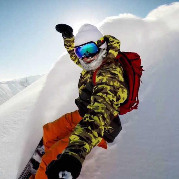 Zo maakt GoPro de meest spectaculaire skivideo's!