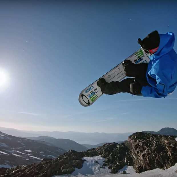 Unieke compilatie van de beste GoPro-video's van 2018