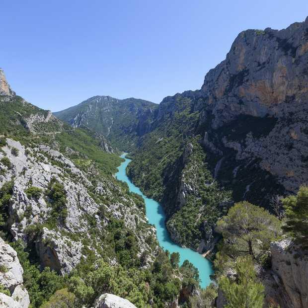 Gorges du Verdon: het must see natuurwonder van Zuid-Frankrijk