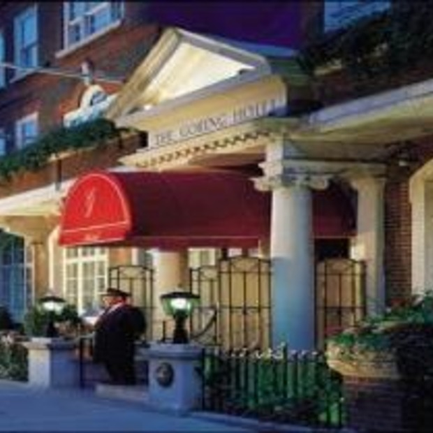 The Goring Hotel in London bestaat 100 jaar