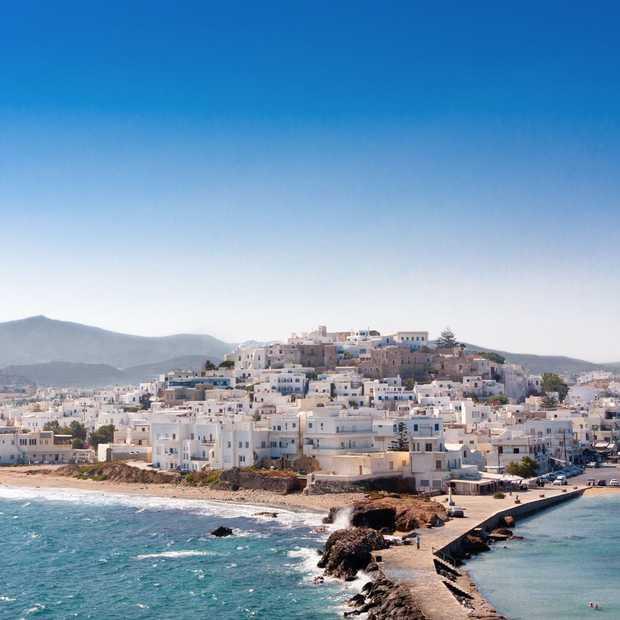 Eilandhoppen in Griekenland: Naxos, Amorgos en Santorini