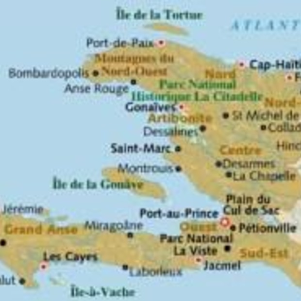 Toerisme de redding voor Haiti?