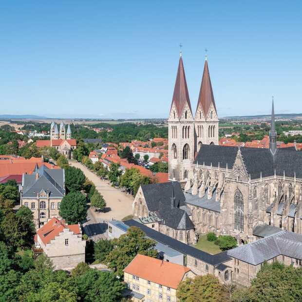 Ontdek het verrassend leuke Halberstadt, de poort naar de Harz