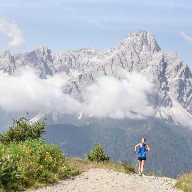 Hardlopen in de bergen met Jaybird Run