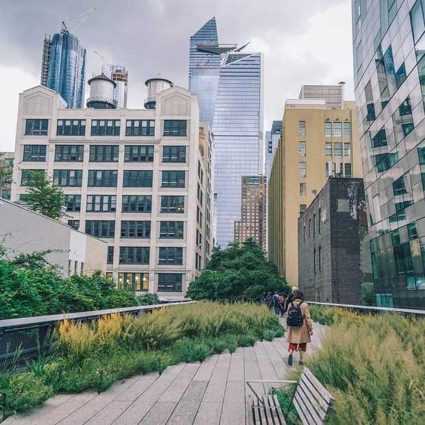 High Line Park: het leukste plekje van New York