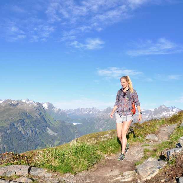 De sport die iedereen kan beoefenen: 'hiking'