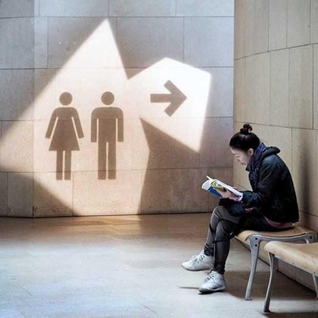 Reviews openbare toiletten verzameld in app