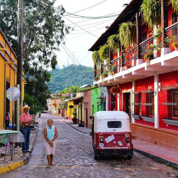Copán is de grote trots van Honduras