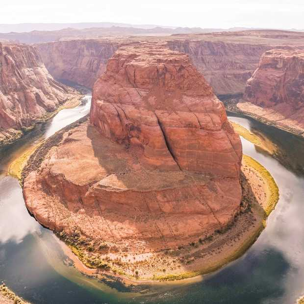 Horseshoe Bend: dé Instagram hotspot van Arizona
