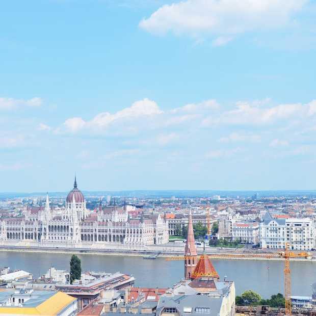 Hier kun je heerlijk overnachten in Boedapest