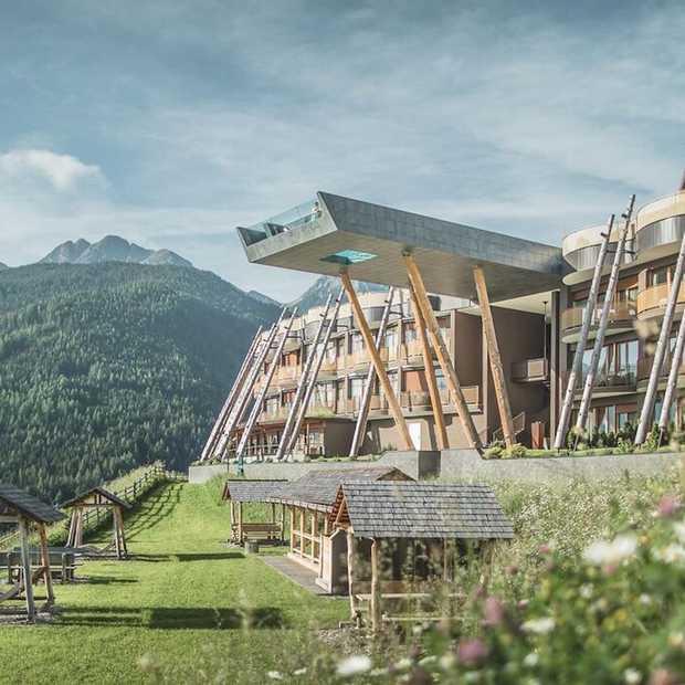 Dit zijn de 8 mooiste hotels in de Alpen