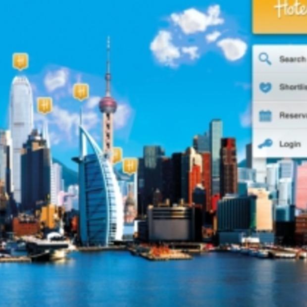 Nu ook iPad app voor Hotels.com