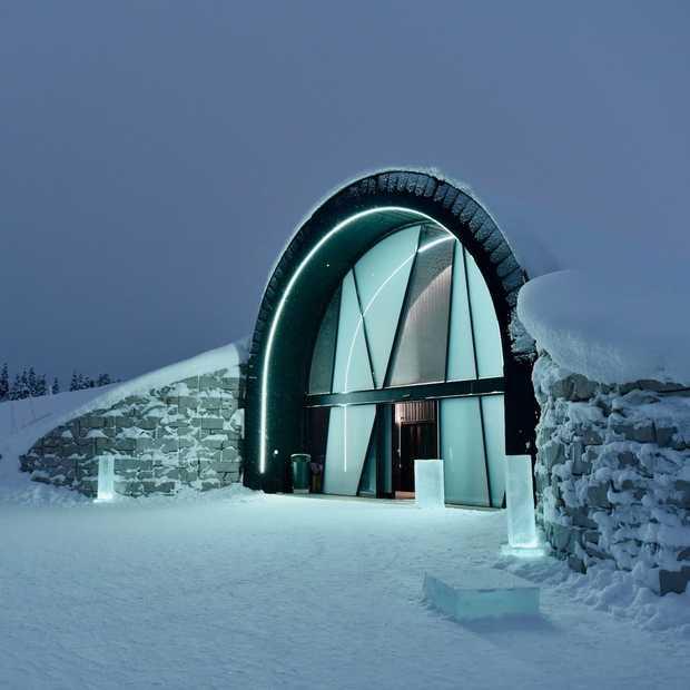 Icehotel in Zweden nu 365 dagen per jaar open!