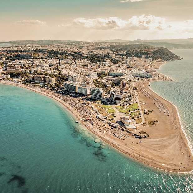 Drie Instagram-waardige hotels op de Griekse eilanden