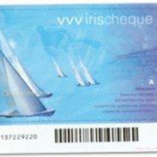 Betalen met irischeque op weekendjeweg.nl