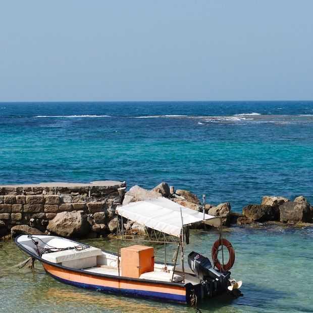 Zon, zee, strand en natuur in Israël!