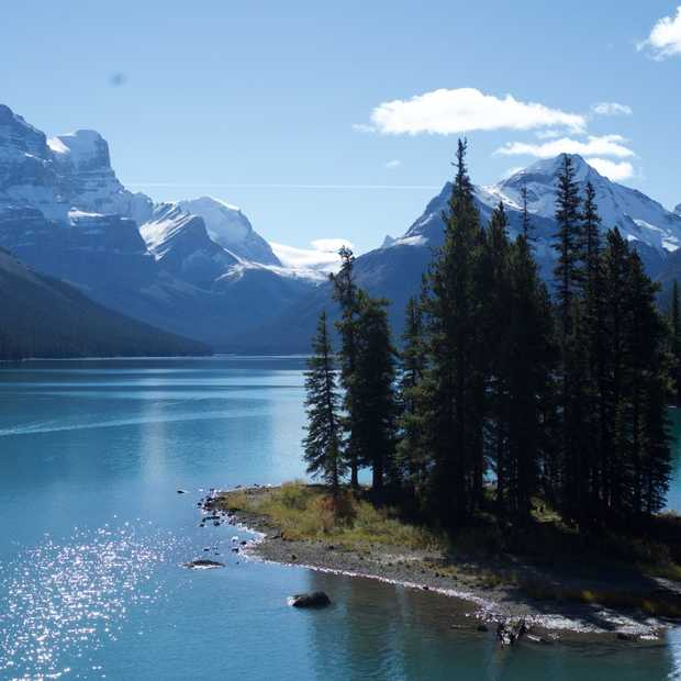 De acht mooiste plekken in Jasper National Park in Canada
