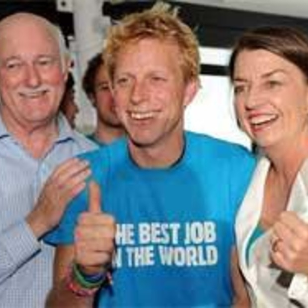 Australische droombaan vergeven aan Brit
