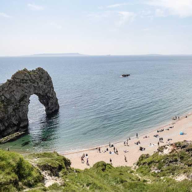 Ontdek de Jurassic Coast: het mooiste stukje van de Engelse kust