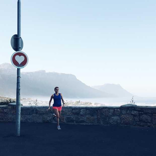 Kaapstad op je hardloopschoenen