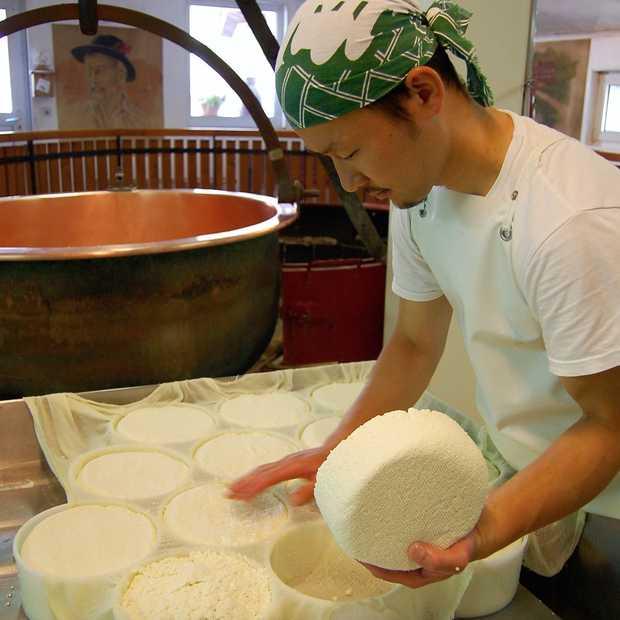 De kaasmakers van de Abondance vallei