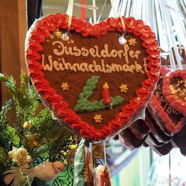 In Düsseldorf vind je de leukste kerstmarkt dichtbij huis