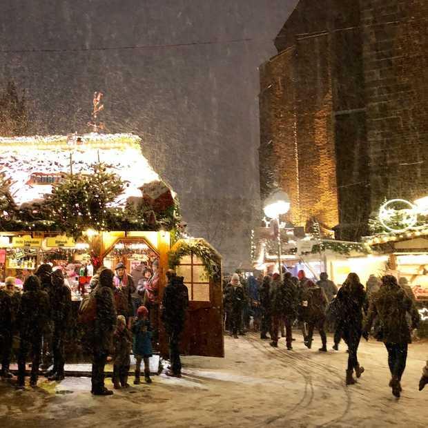 De gezelligste kerstmarkt van Duitsland vind je in Hannover