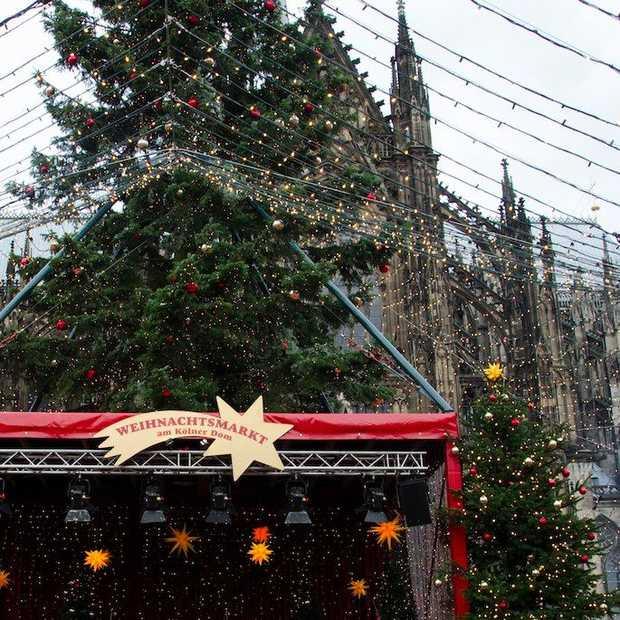 Kerstmarkt in Keulen: het Duitse Winter Wonderland